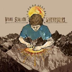 Superpowers Album Artwork - Front